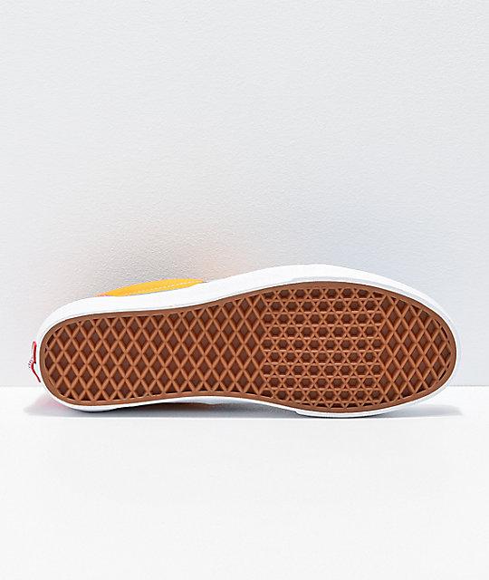 Vans Colores De Zapatos Skate Vibrantes Era vmNn8wO0