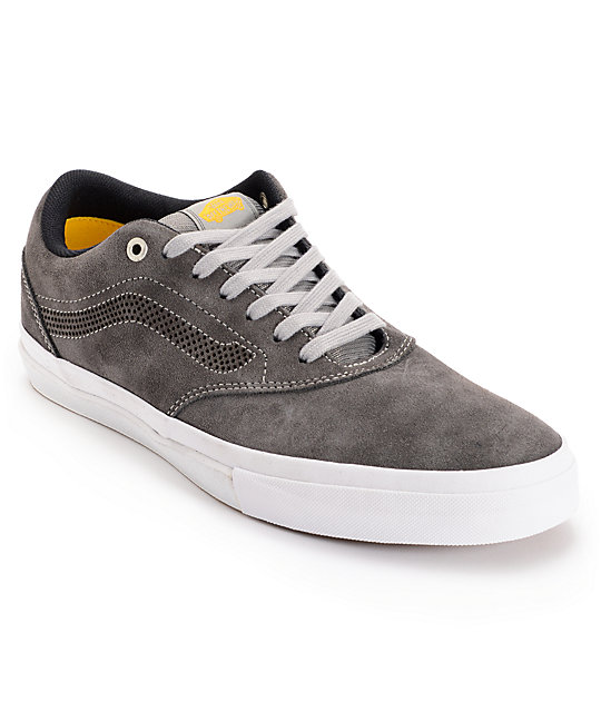 Vans Euclid Pewter & Ice Skate Shoes (Mens)