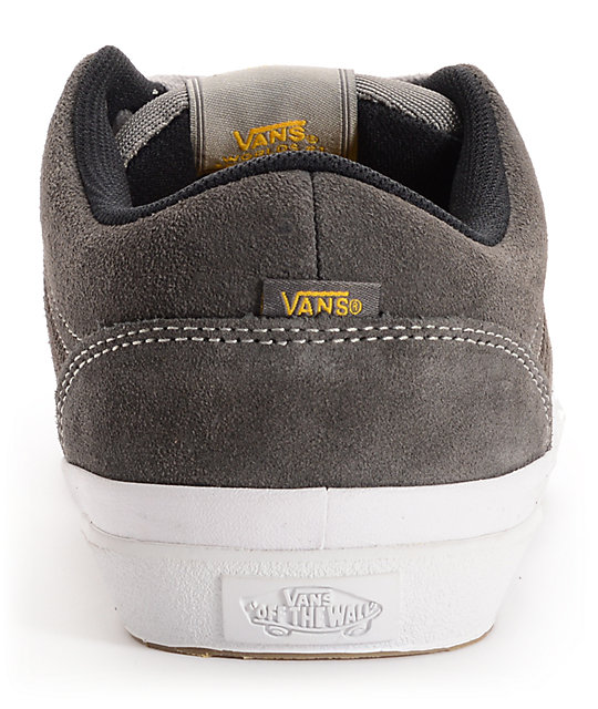 Vans Euclid Pewter & Ice Skate Shoes