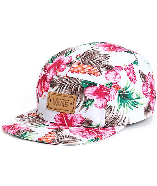 vans tropical hat