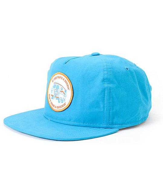 Vans If The Vans A Rockin Strapback Hat