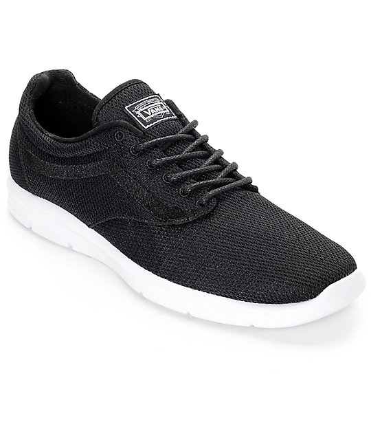 Vans Iso 1.5 Mesh Black Shoes