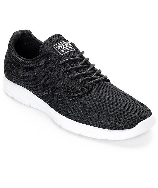 vans iso 1 5. vans iso 1.5 mesh black shoes 1 5