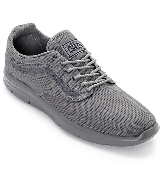 Vans Iso 1.5 Mono Pewter Shoes