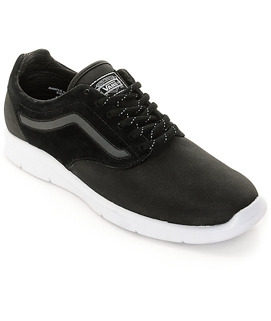 Vans Iso 1.5 Transit Line DX Black Reflective Shoes