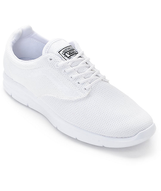 Vans Iso 1.5 True White Womens Shoes