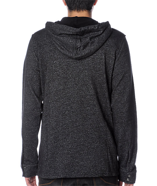 Vans J-Lay Declassified Charcoal Hoodie
