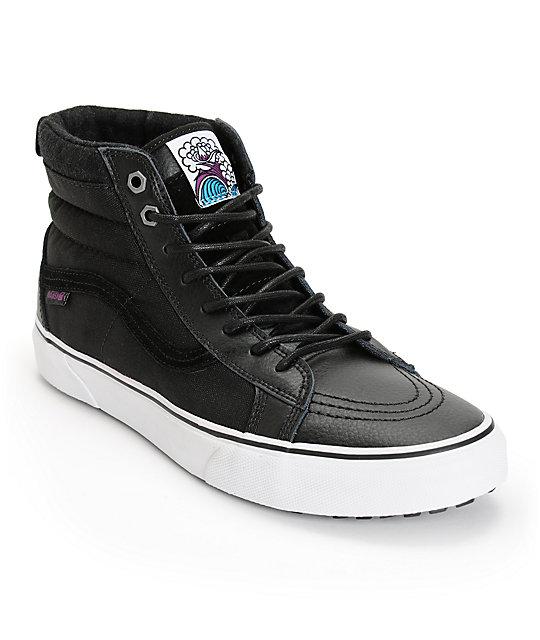 Vans Jamie Lynn Sk8-Hi MTE Skate Shoes (Mens)