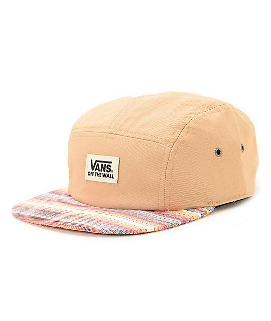 Vans Jaspar 5 Panel Hat