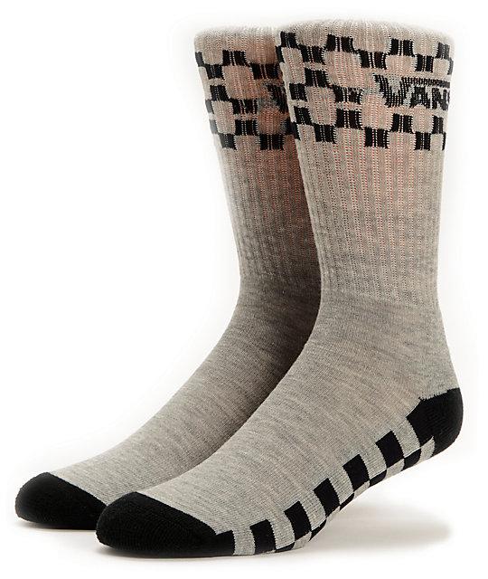Vans Kabby 2 Grey Crew Socks