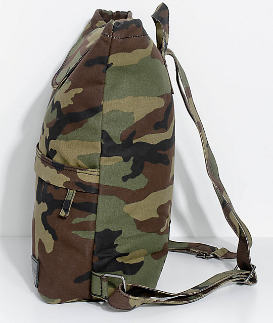 Vans Lakeside Camo 15L Backpack