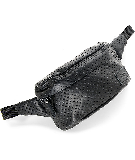 Vans Lindon Black Fanny Pack