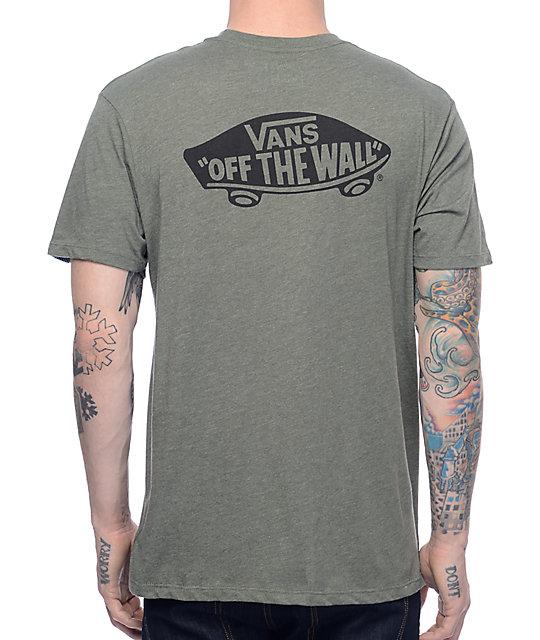 Vans MV OTW Classic Olive Pocket T-Shirt