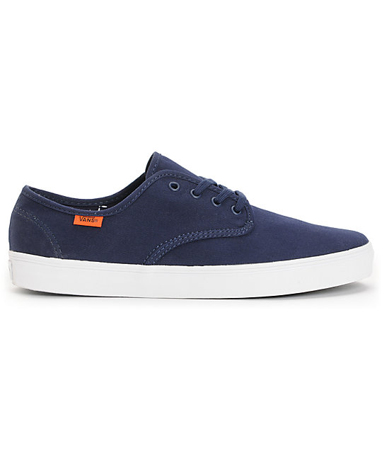 Vans Madero Twill Pea Coat Skate Shoes