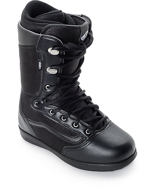 vans off the wall mantra snowboard boots