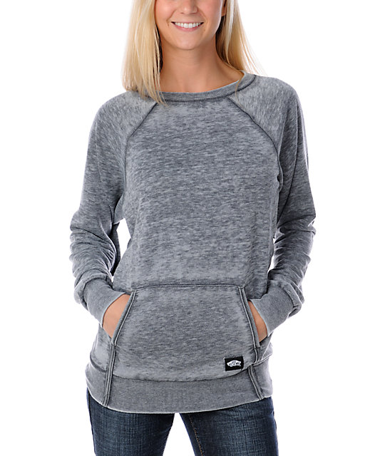 Vans Motion Grey Sweatshirt