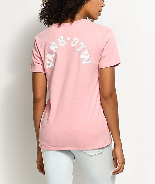 OTW Blossom Pink Boyfriend T-Shirt