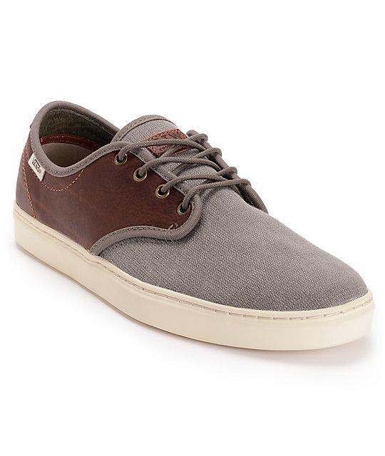 Vans OTW Ludlow Military Bungee Skate Shoes (Mens)