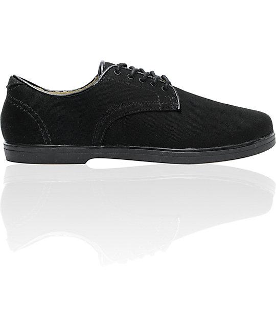 Vans OTW Pritchard Black Canvas Skate Shoes