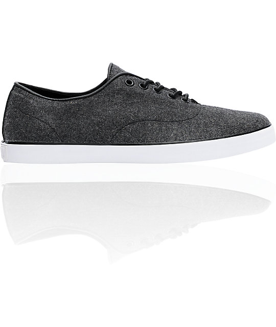 Vans OTW Woessner Grey Wool Skate Shoes