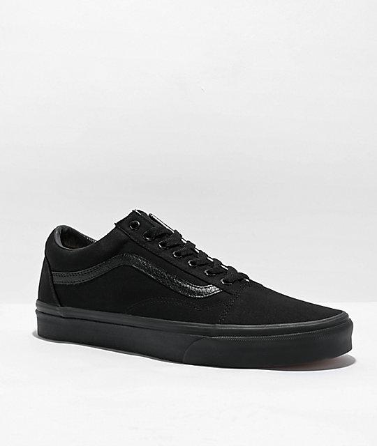 Buy Nike 6.0 Melee Skate Shoes Black - Men's | Sport Shoes Online