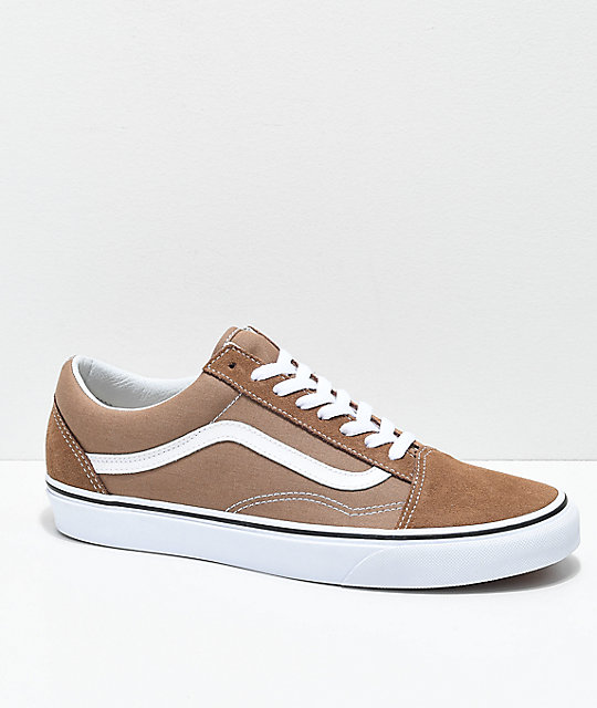vans old skool tiger