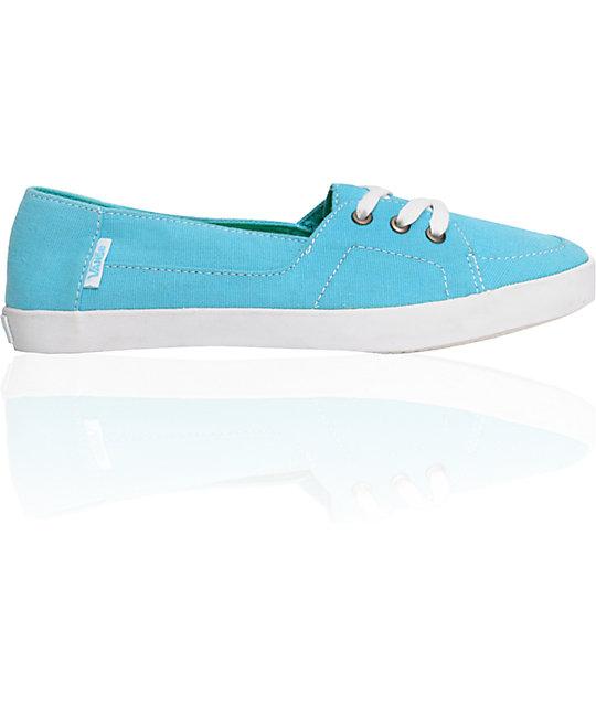 Vans Palisades Vulc Blue Shoes