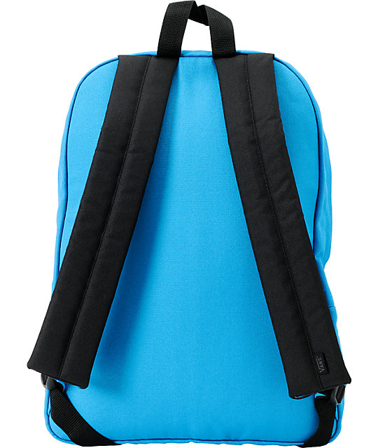 Vans Realm Blue Backpack
