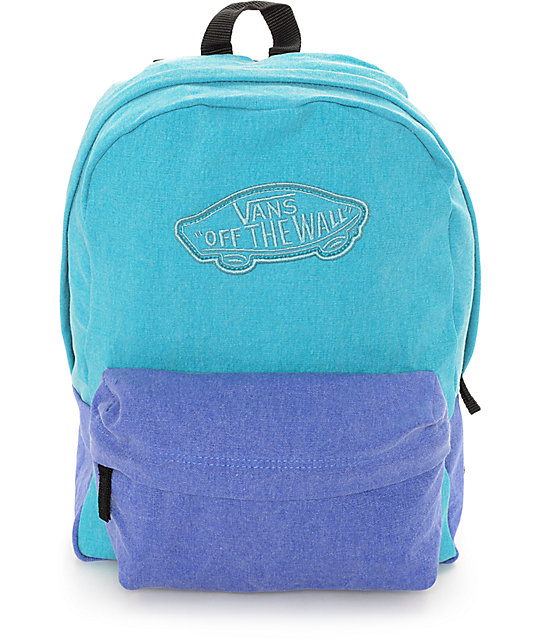Vans Realm Capri Breeze Backpack