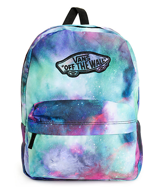vans space backpack