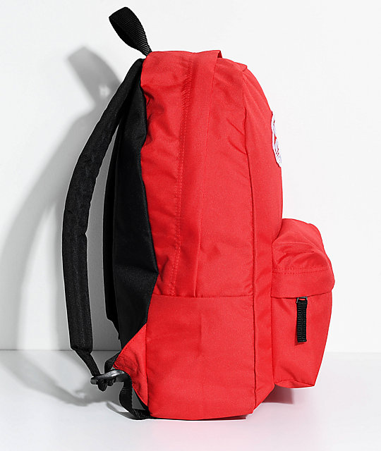 Vans Realm Racing Red 22L Backpack