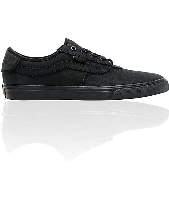 Vans Rowley All-Black Skate Shoes