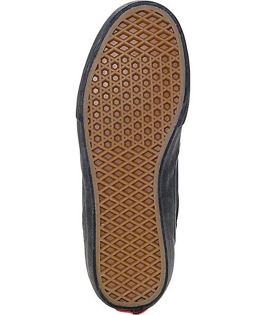 Vans Rowley Pro Th Anniversary  Shoes Black Black