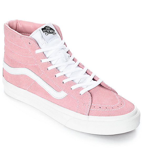 Vans Sk8-Hi Retro Sport Blossom & True White Skate Shoes