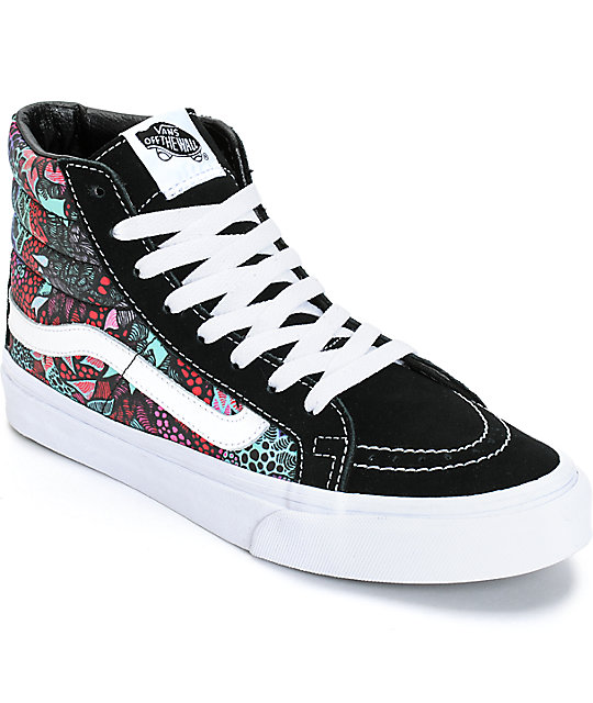 Vans Sk8-Hi Slim Saulo Shoes (Womens)