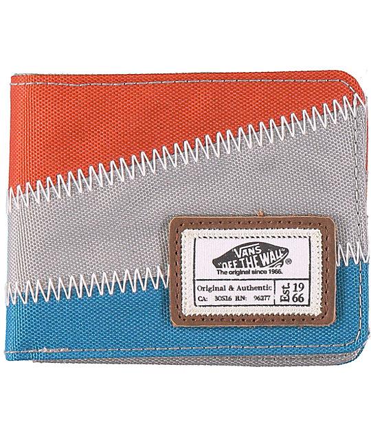Vans Slasher Picante Bifold Wallet