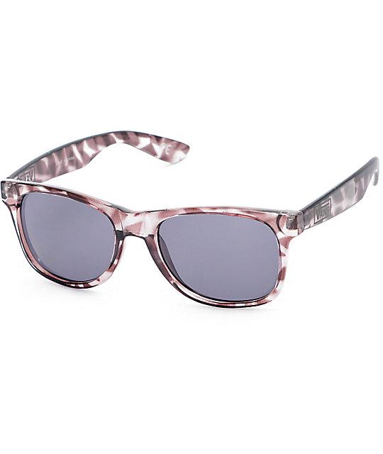 Vans Spicoli 4 Grey Tortoise Shell Sunglasses