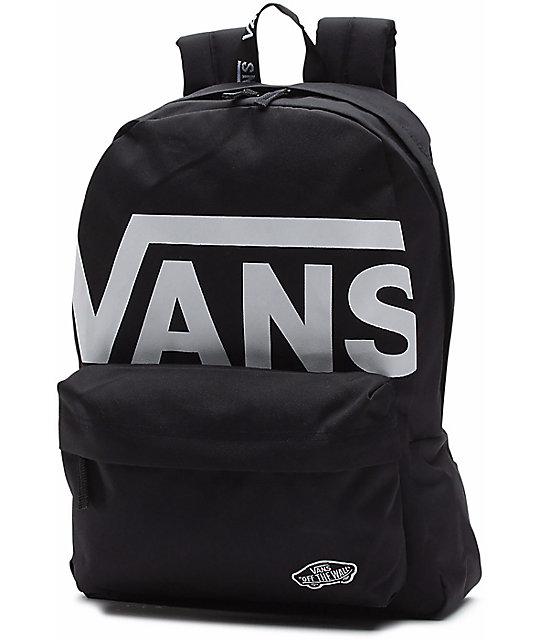 Vans Sporty Realm Black 22L Backpack