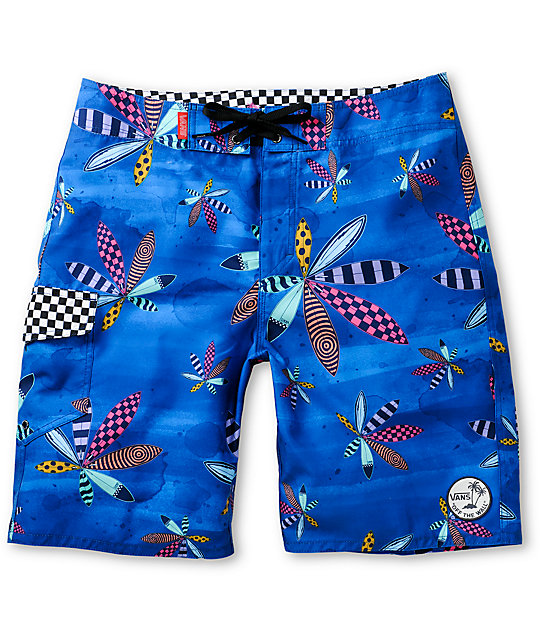 Vans Surf Flower Board Shorts