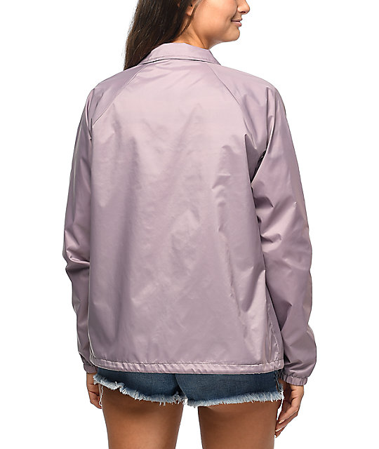 Vans Thanks Sea Fog Coaches Jacket