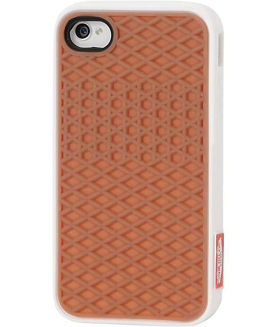 Vans White Iphone 4 Case