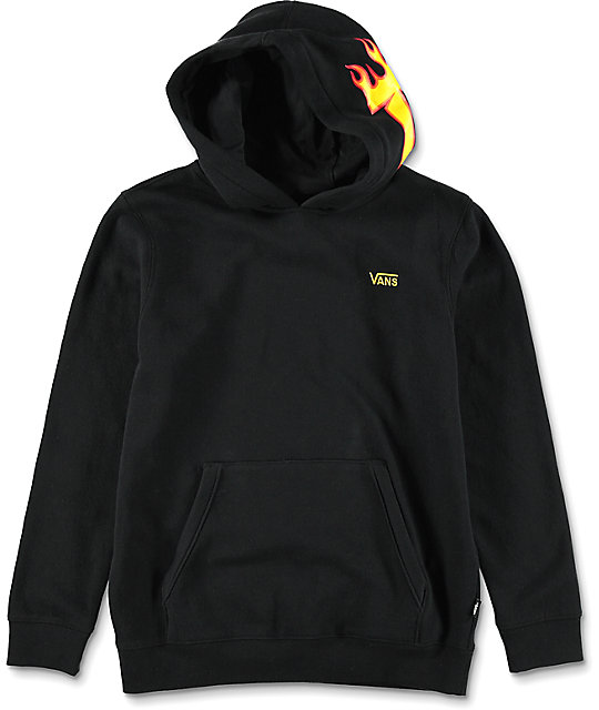 how to find vans x trasher hoodie