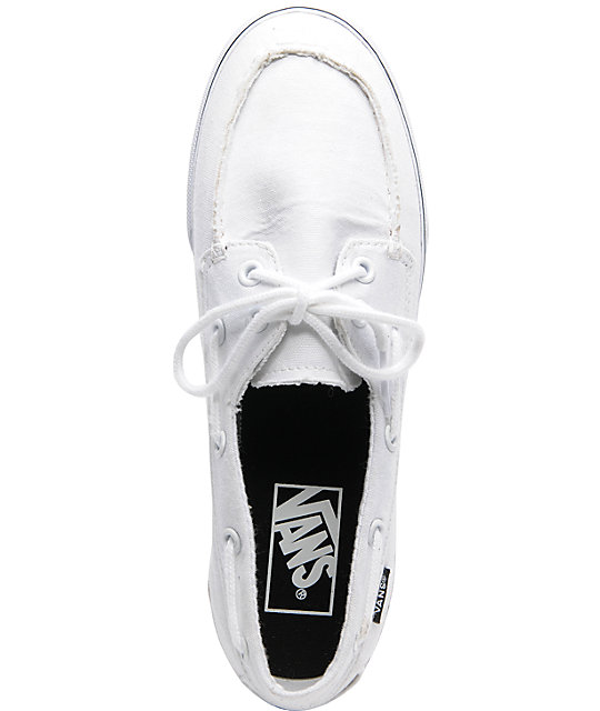 Vans Zapato Lo Pro True White Skate Shoess