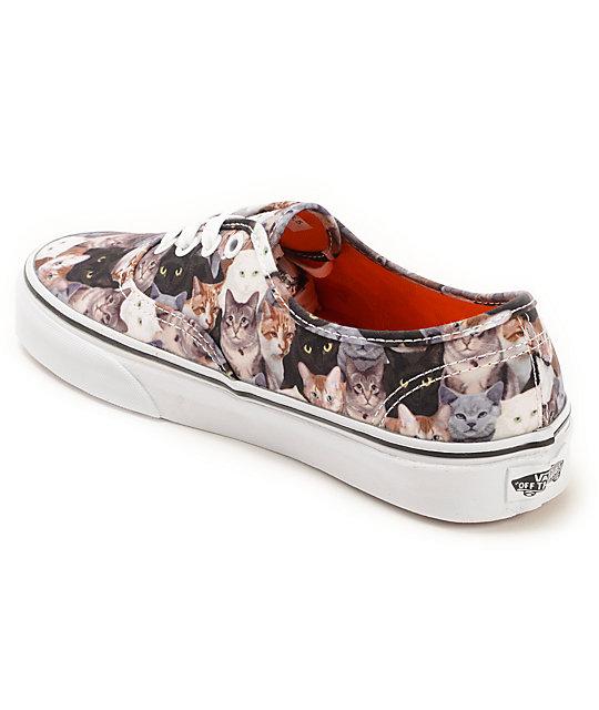 Aspca Vans Shoes Cats