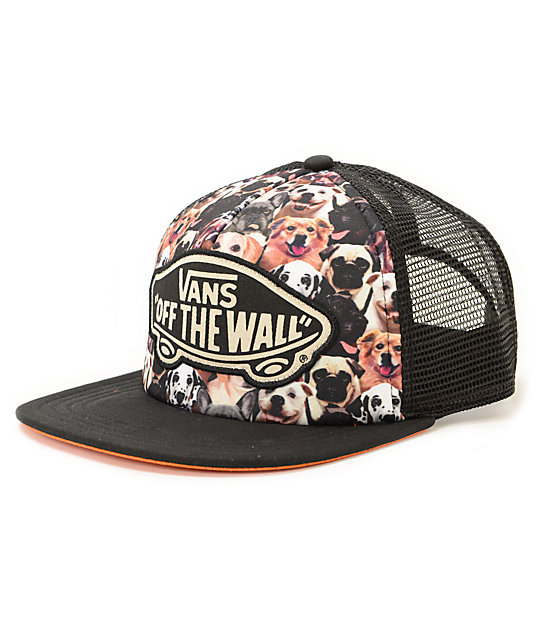 Vans x ASPCA Beach Girl Dog Trucker Hat