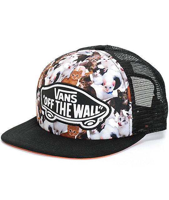 Vans Aspca Cat Hat