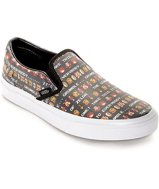 Nirvana Vans Shoes