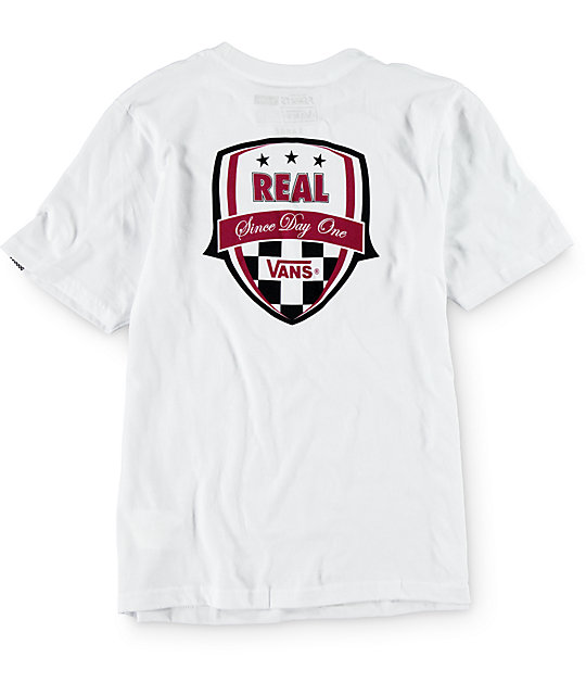 Vans x Real Boys T-Shirt