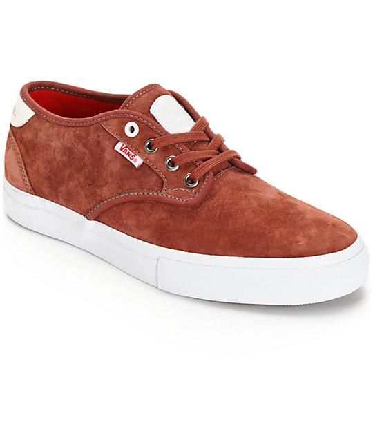 Vans x Real Chima Estate Pro Skate Shoes (Mens)