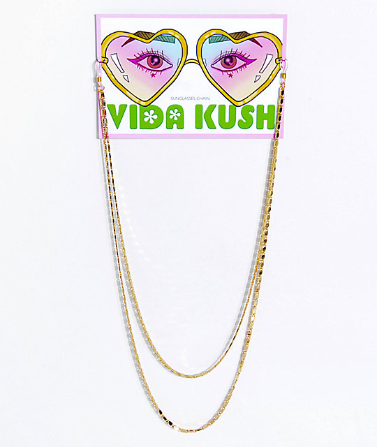 VidaKush The Sunset Strip Sunglasses Chain